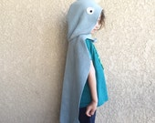 Narwhal Cape, Kids Halloween Costume, Narwhal Costume, Pretend Play Costume