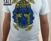 10 DOLLAR SALE-- Men's Ganesh Triblend Tshirt