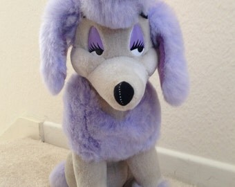 Disney S Quot Oliver Amp Company Quot Georgette The Poodle Plush Toy