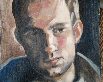 Portrait of Kevin