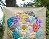 Mandala Quilt - A PDF Quilt Pattern