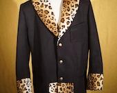 BALANCE---Custom Wool and Fur Coat
