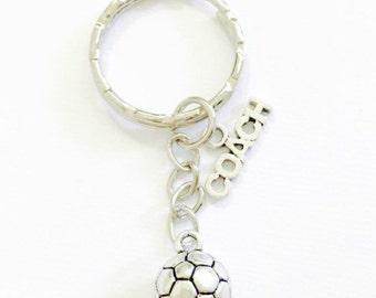 Soccer Coach Keychain, Soccer Coach Gift, Coach gift, Soccer Keychain, Soccer Coach, gift for Soccer Coach, Soccer gift for Coach