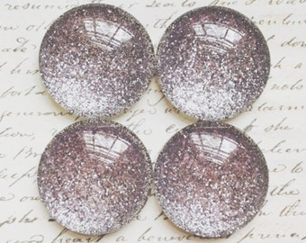 Magnets - Glass Magnets - Office Supplies - Magnet - Decorative Magnets - Office Accessories - Cute Fridge Magnets - Office - Silver Magnets