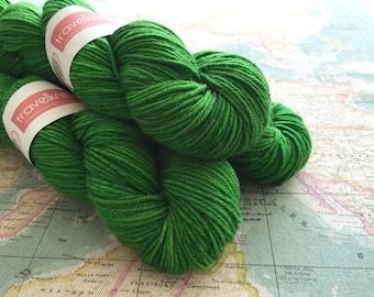 Extra Fine Merino DK hand dyed yarn - Jazz Age