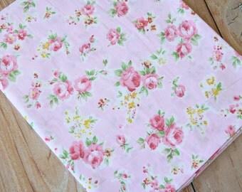 Floral Designs print cotton fabric quarter
