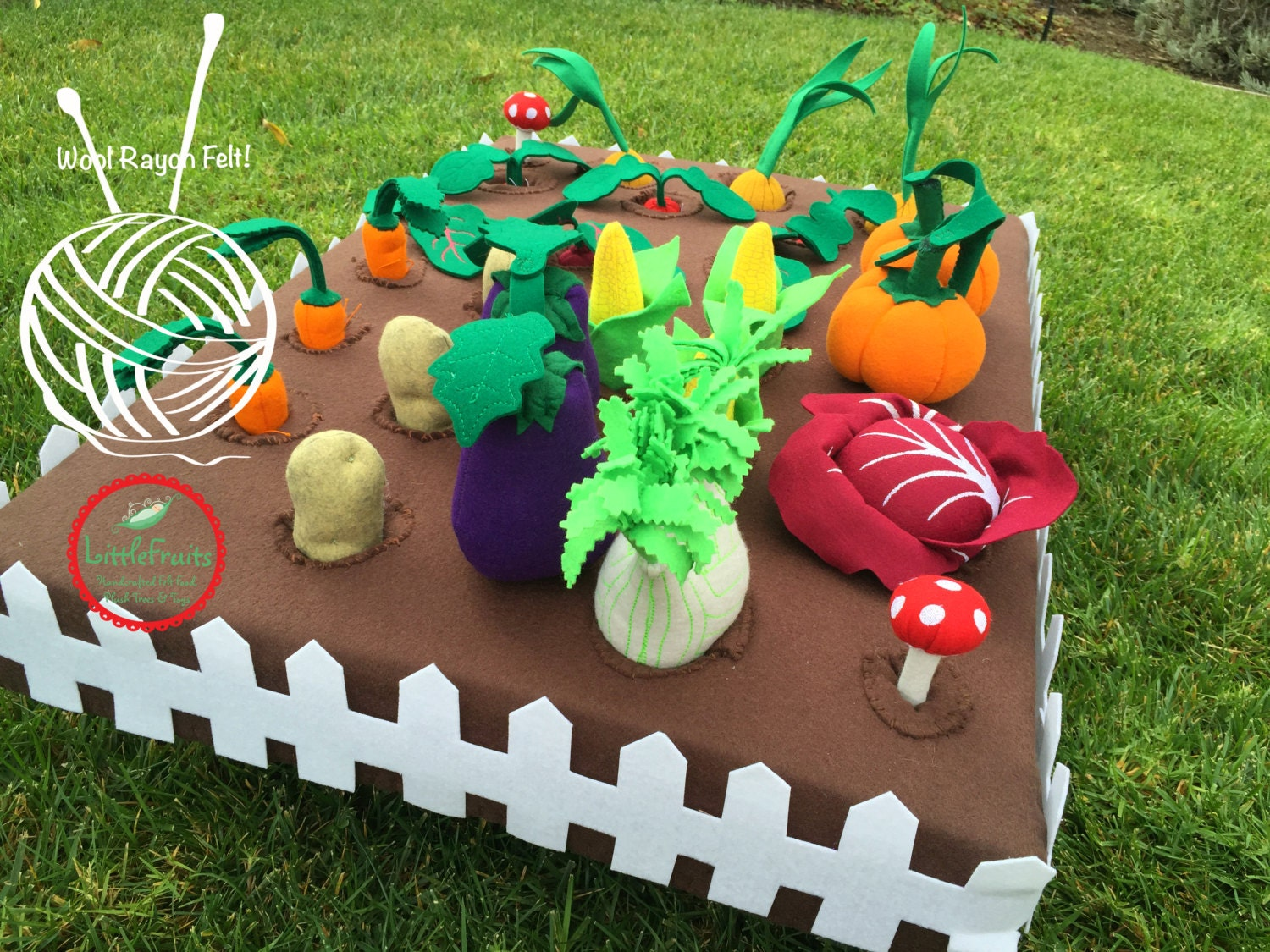 Vegetable garden pictures for kids - Like This Item