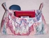 Women's Purse Insert, Small Fabric Bag  Organizer, Insert Organizer, Handbag Essentials, Bag Organizer,  Purse Insert Divider, Bag Liner