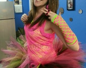 Adult Fairy Tutu, Teen Fairy Tutu, 80's Tutu,80's party tutu,Women's Tutu, Teen Tutu, 80's tutu costume, adult halloween tutu, marathon tutu