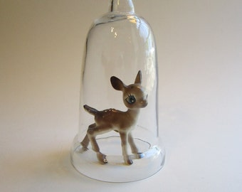 """small glass dome, glass cloche - 5.75"""" tall - dome only"""