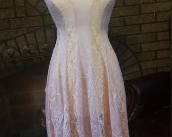 Vintage Blush Negligee