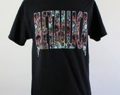 Metallica Band Tee Shirt / Vintage / Mens / Large