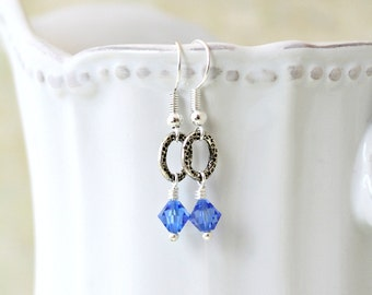 Pentatonix inspired earrings, choose your favorite color for your favorite band member, Pentacon Event Fundraiser