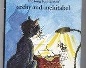 archyology - The Long Lost Tales of archy and mehitabel AND archy and mehitabel by Don Marquis - TIB11248