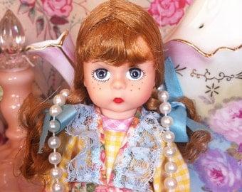 "Dressed Like Mommy 8"" Madame Alexander Doll"