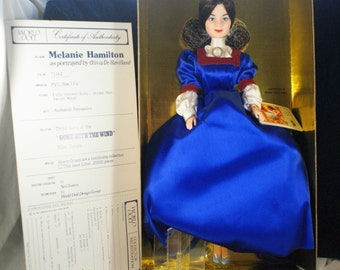 Gone With the Wind Melanie Hamilton Portrait Doll
