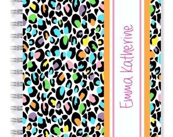 Notebook Leopard Print