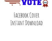 VOTE Facebook Cover