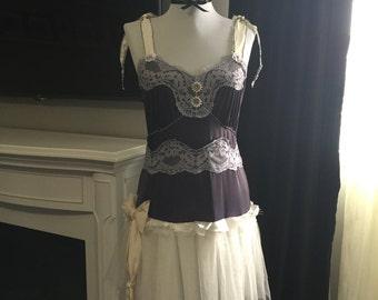 deadmoongrrrl fairy tale princess babydoll dress