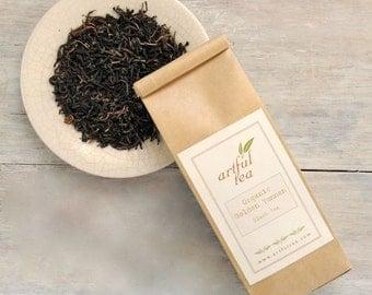 Organic Golden Yunnan Black Tea • 7 oz. Kraft Bag • Chinese Luxury Loose Leaf Tea