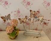 Dollhouse Butterfly Plant Stakes