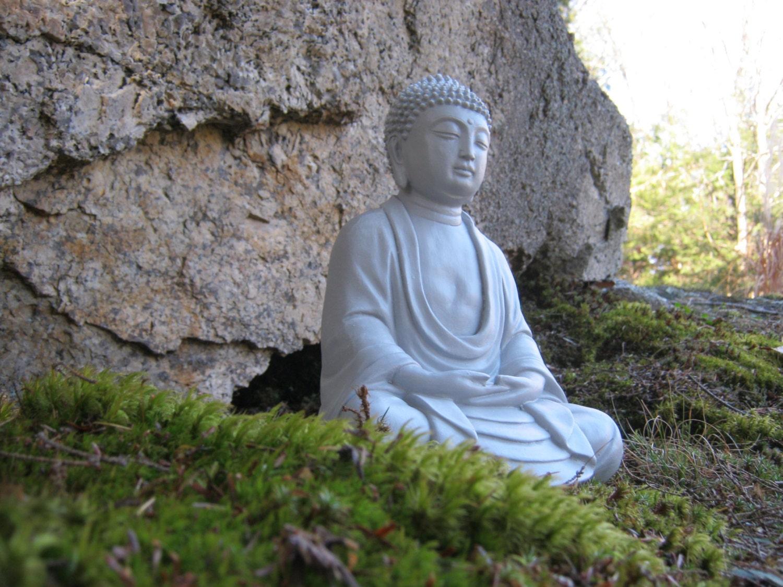 Buddha Statues For The Garden: Buddha Statue Meditating Buddha Buddhist Concrete Statues