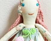 Handmade doll - Reserved for Lisa Dixon