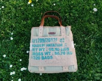 ON SALE Upcycled Craft Bag 07