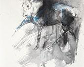 Trot Horse, Animal, Moder...