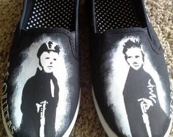 Custom Boondock Saints Shoes - WOMEN'S SIZING