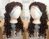 "RESERVED Lace-Front ""Degas"" Wig - Inspired by Christine Daae & Meg Giry - MADE To ORDER"