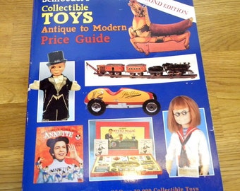 Schroeders collectible Toys Guide to antique and collectible toys 1996 edition