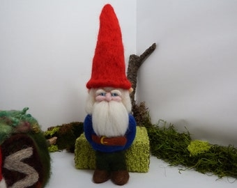 Gnome looking for a home