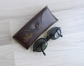 10 to 25% OFF (See Shop) Vintage 80's Rayban B&L Gatsby Style 6 Black Round Sunglasses