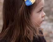 Down Syndrome Awareness Bows - Set of Two - World Down Syndrome Day