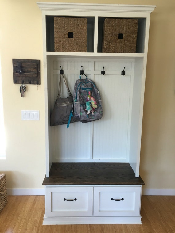 Entryway bench with storage entryway - Adding character to your hallway with a hall tree ...
