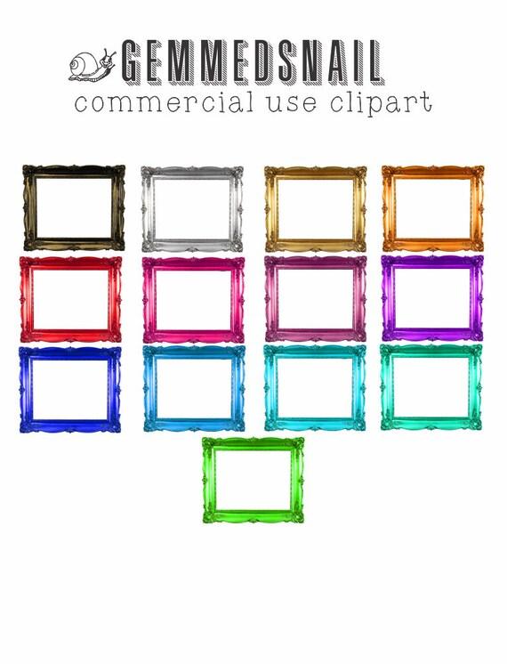 digital clipart frames free - photo #43