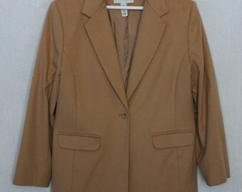 Vintage Lord and Taylor Wool/Cashmere Coat