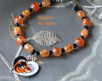 Baltimore Orioles Bracelet