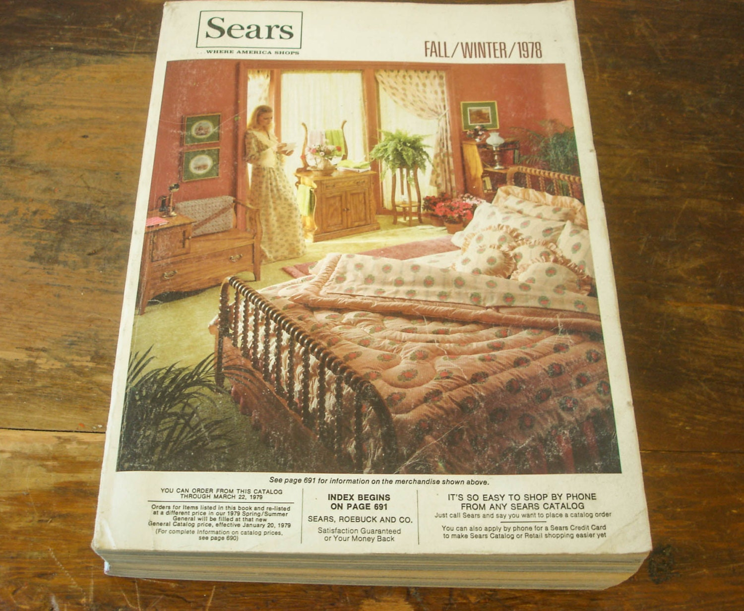 Images of Sears Catalog Request - #rock-cafe