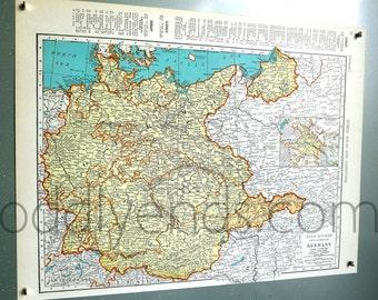 Nazi Germany Etsy - Germany map in 1939