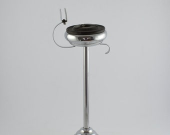 French Belgium smokers stand or ashtray stand