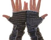 Dorian Gray Writing Gloves