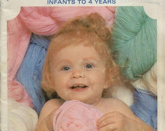 Lovable Hand Knits (1968)--Infants to 4 Years