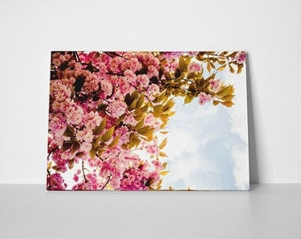 Floral Wall Decor - Floral Canvas Wall Art