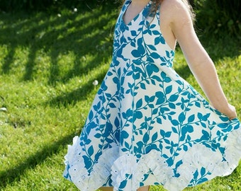 Madelyn Halter Dress