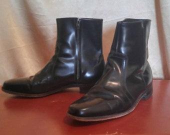 Vintage Florsheim Beatle Boots