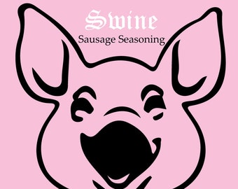 Sacred Swine Sausage Spice Seasoning