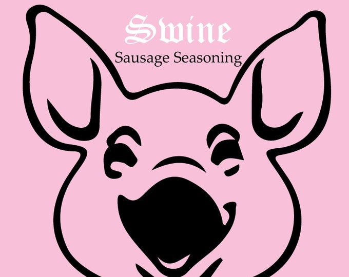 Sacred Swine Sausage Spice Seasoning