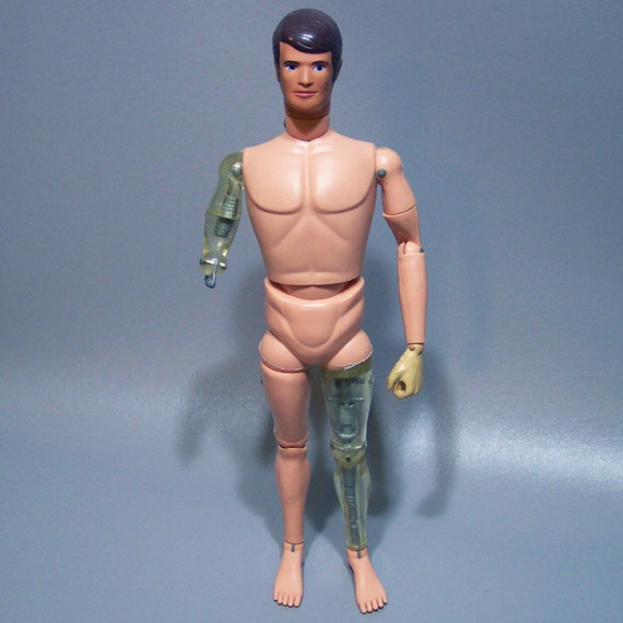 Vintage Gi Joe Doll 33